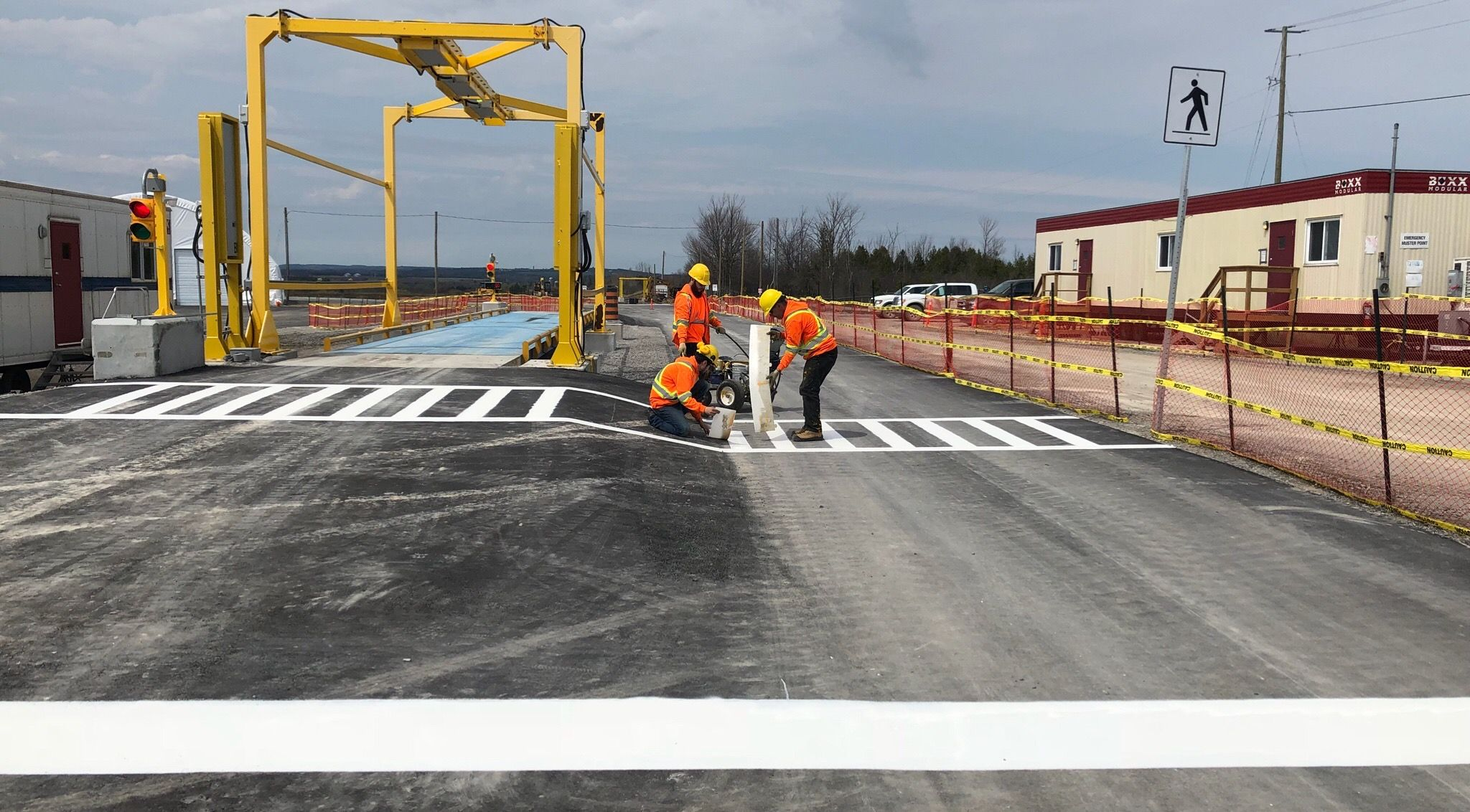 Pavement lining and construction